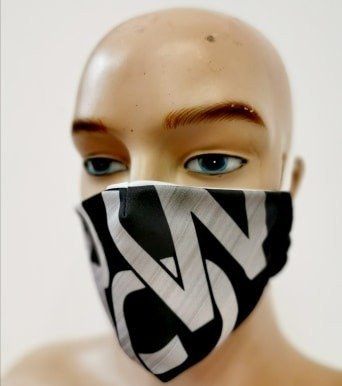 A set of three Freestyle face masks, any designs and sizes.