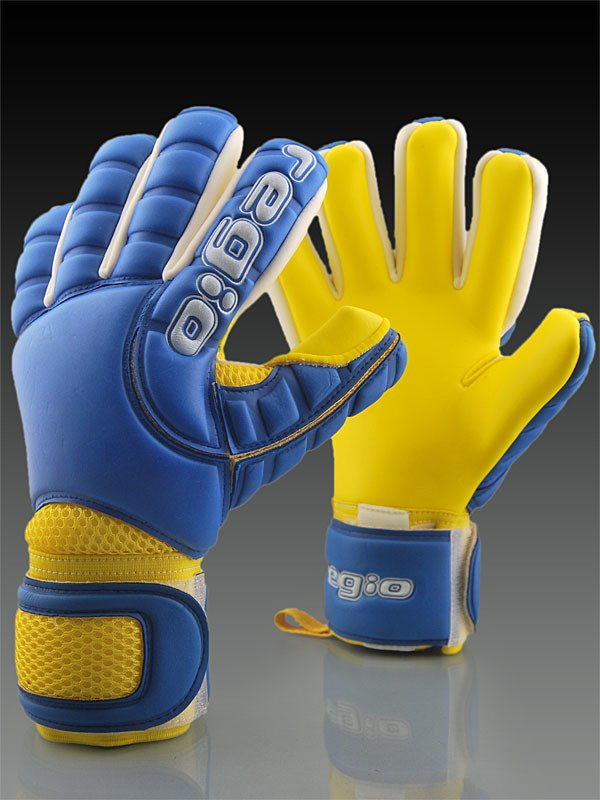 Regio LOGO GIGA GRIP NEGATIVE BLUE/YELLOW