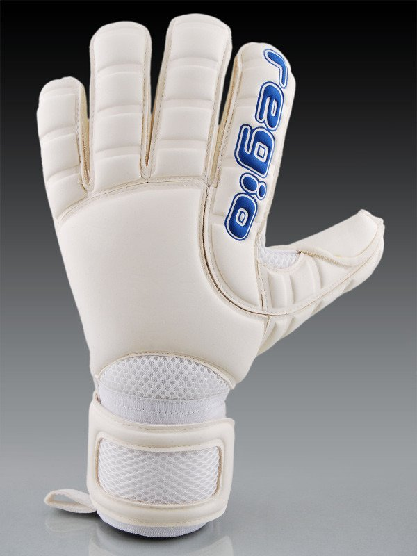 SET OF Regio GIGA GRIP ROLL WHITE gloves + backpack with print